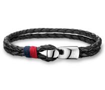 Double Row Leather Armband TJ2700670