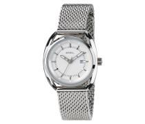 Beaubourg Lady Mesh Bracelet Weiß Dial Uhr TW1636