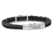 Charity Collection Universe Cord Mix Black & Brown Armband 823MIX-M