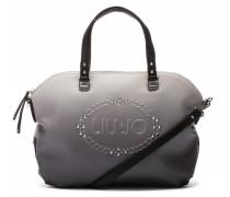 Lucciola Handtasche Schwarz/Beige A17113E0027-W9015