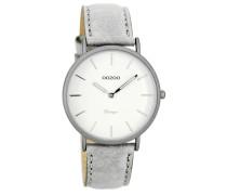 Vintage Uhr Grau/Weiß C7745 ( mm)