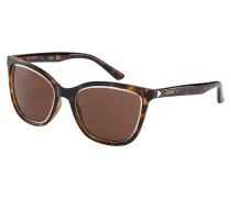 Sonnenbrille Dark Havana GU74675452E