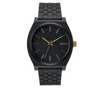 The Time Teller Matte Black/Gold Uhr A0451041