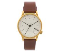 Winston Regal Chestnut Uhr KOM-W2263