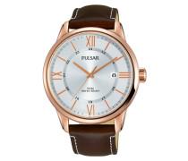 Leder Herren Uhr PS9472X1