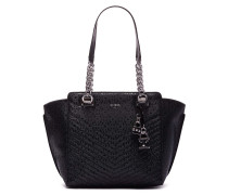 Halley Black Shopper HWSY67-80230-BLA