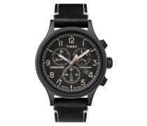 Scout Chronograph Black Uhr TW4B09100