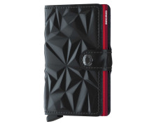 Miniwallet Prism Black/Red Portemonnaie MPr-Black-Red