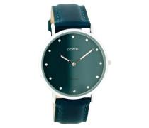 Vintage Blauw Uhr C7778 ( mm)