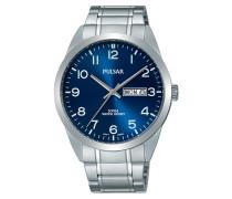 Herren Stahl Armband Uhr PJ6061X1
