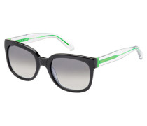 Sonnenbrille Dark Grey/Crystal Green MMJ361/S X1J