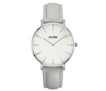 La Boheme Silver White/Grey Uhr CL18215
