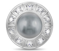 Jennifer Lopez Collection Grey Moon Galaxy Silver Charm 1220-1