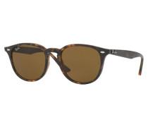 Shiny Havana Sonnenbrille RB4259 710/73