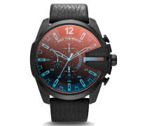 Mens Mega Chief Black Uhr DZ4323