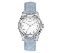 Ladies Trend Silver Uhr W0703L3