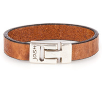 Herren Armband Cognac 24567-BRA-COGNAC-L