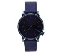 Winston Heritage Monotone Blue Uhr KOM-W2111