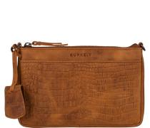 Croco Chloe Cognac Clutch 523529.24