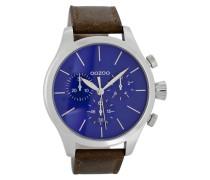 Timepieces Uhr Braun/Blau C7062