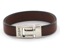 Armband Herren Braun 24344-BRA-MID-BR (21.70 cm)
