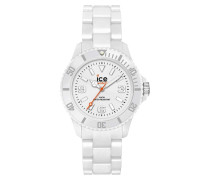 Ice-Solid White Unisex Uhr SD.WE.U.P.12