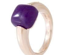 Ring Roségold mit lila Amethyst WSBZ00144V (Größe )