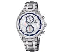 Chronograph Timeless Uhr F6853/1