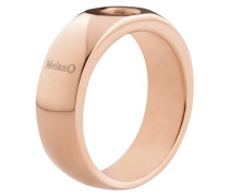 Stainless Steel Ring Rose Gold 6mm