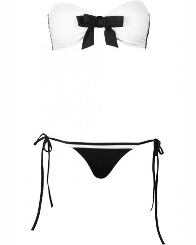 Padded Bandeau Bikini Villa