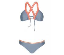 Atrevida/blau Padded Bikini