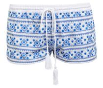 Shorts Carolina white/Blue