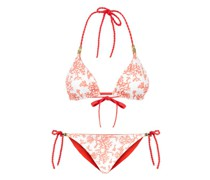 Belize Padded Wende-Bikini