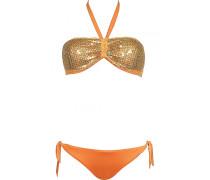 Padded Bandeau-Bikini