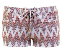 Shorts Shelly Aztec Red