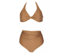 Audrey Neckholder Bikini C/D Cup