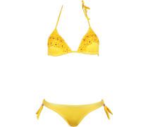 Padded Triangle-Bikini