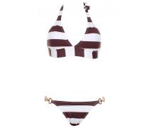 Padded Neckholder Triangle Bikini Godiva