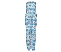 Greater Palm Springs Bandeau Jumpsuit