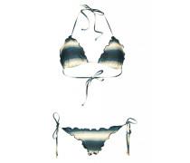Lake Padded Triangel Bikini