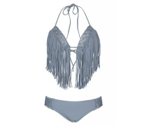 Heart of a Hippie Padded Triangel Bikini