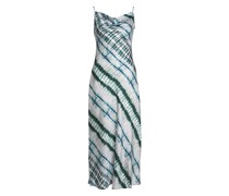 Kleid in Lingerie-Optik