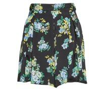 Shorts im floralem Print