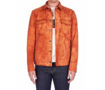Shirt-Style Jacke