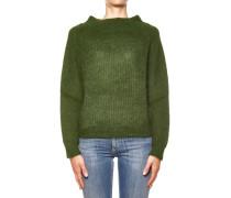 Pullover aus Alpaka-Mohair-Gemisch