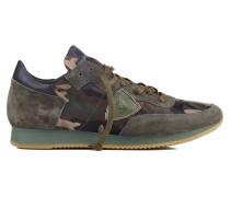 Camouflage Sneaker Tropez
