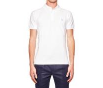 Poloshirt aus Stretch-Baumwolle
