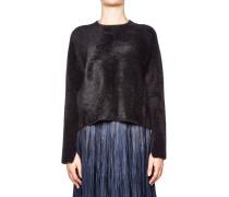 Pullover mit Schlingenstick