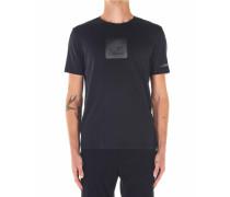 T-Shirt mit Logopatch