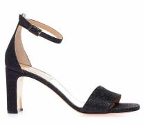 High-heels im Glitzer-finish